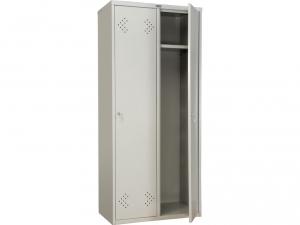 Шкаф металлический для одежды ПРАКТИК LS(LE)-21-80 купить на выгодных условиях в Ростове-на-Дону