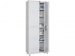 Металлический шкаф медицинский HILFE MD 2 1670/SS купить на выгодных условиях в Ростове-на-Дону