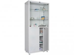 Металлический шкаф медицинский HILFE MD 2 1780/SG купить на выгодных условиях в Ростове-на-Дону