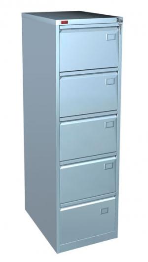 Шкаф металлический картотечный КР - 5 купить на выгодных условиях в Ростове-на-Дону