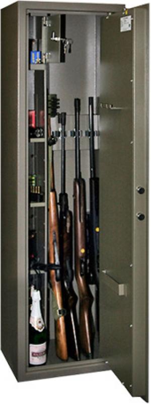 Шкаф и сейф оружейный VALBERG САФАРИ EL купить на выгодных условиях в Ростове-на-Дону