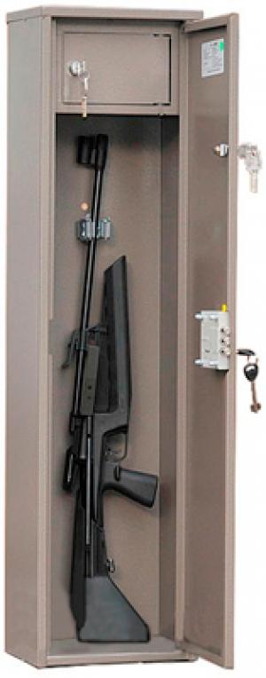 Шкаф и сейф оружейный AIKO ВОРОБЕЙ купить на выгодных условиях в Ростове-на-Дону