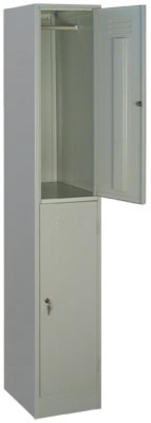 Шкаф металлический для одежды ШРМ - 12 купить на выгодных условиях в Ростове-на-Дону