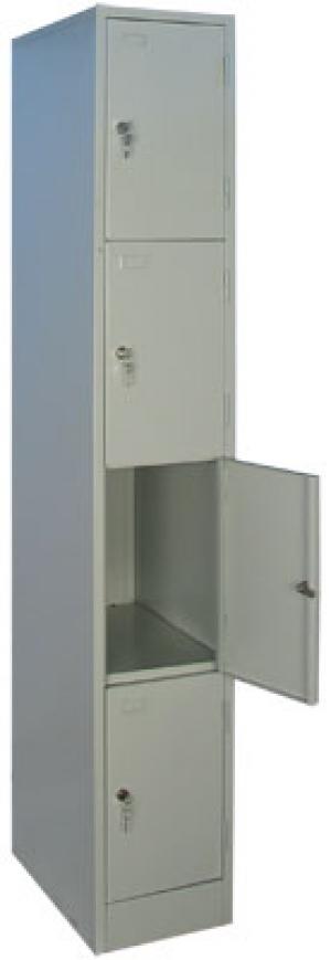 Шкаф металлический для сумок ШРМ - 14 - М купить на выгодных условиях в Ростове-на-Дону