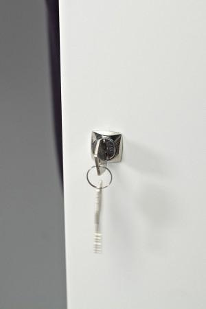 Шкаф металлический для одежды ШРМ - АК/800 купить на выгодных условиях в Ростове-на-Дону