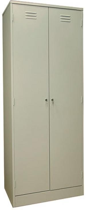 Шкаф металлический для одежды ШРМ - АК купить на выгодных условиях в Ростове-на-Дону