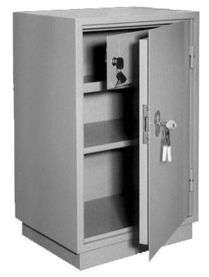 Шкаф металлический для хранения документов КБ - 011т / КБС - 011т купить на выгодных условиях в Ростове-на-Дону