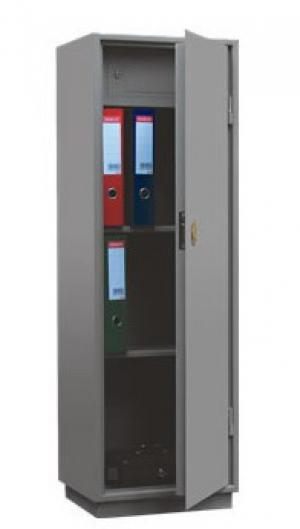 Шкаф металлический для хранения документов КБ - 21т / КБС - 21т купить на выгодных условиях в Ростове-на-Дону