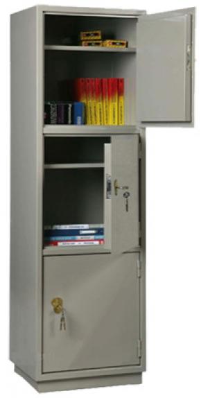 Шкаф металлический для хранения документов КБ - 033 / КБС - 033 купить на выгодных условиях в Ростове-на-Дону