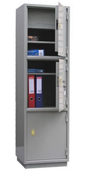 Шкаф металлический для хранения документов КБ - 033т / КБС - 033т купить на выгодных условиях в Ростове-на-Дону