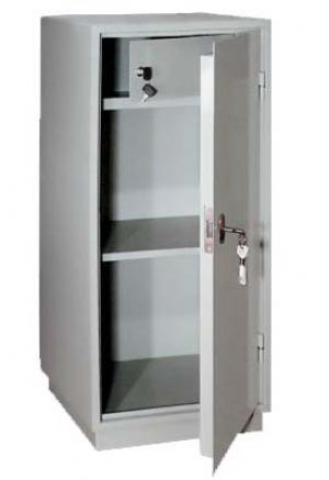 Шкаф металлический для хранения документов КБ - 041т / КБС - 041т купить на выгодных условиях в Ростове-на-Дону