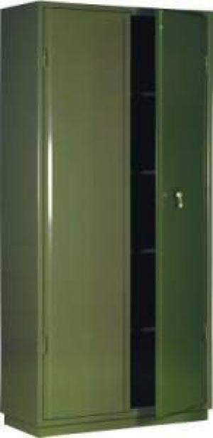 Шкаф металлический бухгалтерский КС-10 купить на выгодных условиях в Ростове-на-Дону