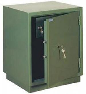 Шкаф металлический бухгалтерский КС-1Т купить на выгодных условиях в Ростове-на-Дону