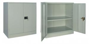 Шкаф металлический для хранения документов ШАМ - 0,5 купить на выгодных условиях в Ростове-на-Дону