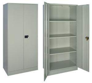 Шкаф металлический для хранения документов ШАМ - 11 купить на выгодных условиях в Ростове-на-Дону