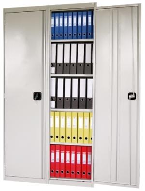 Шкаф металлический архивный ШХА-100(40) купить на выгодных условиях в Ростове-на-Дону