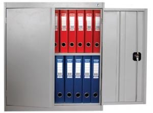 Шкаф металлический архивный ШХА/2-900 купить на выгодных условиях в Ростове-на-Дону