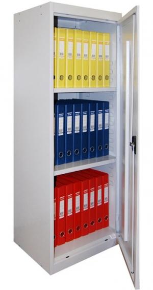 Шкаф металлический архивный ШХА-50 (40)/1310 купить на выгодных условиях в Ростове-на-Дону