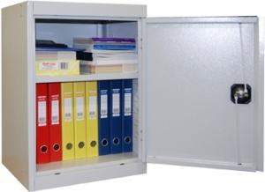 Шкаф металлический архивный ШХА-50 (40)/670 купить на выгодных условиях в Ростове-на-Дону