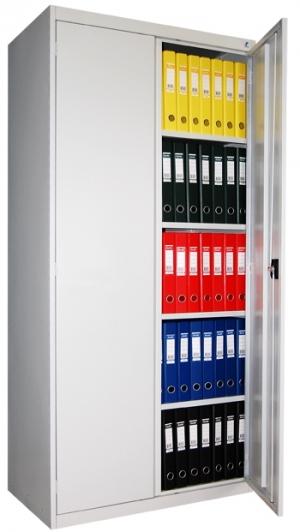 Шкаф металлический архивный ШХА-900 купить на выгодных условиях в Ростове-на-Дону