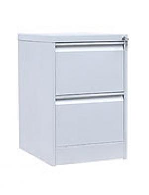 Шкаф металлический картотечный ШК-2 (2 замка) купить на выгодных условиях в Ростове-на-Дону