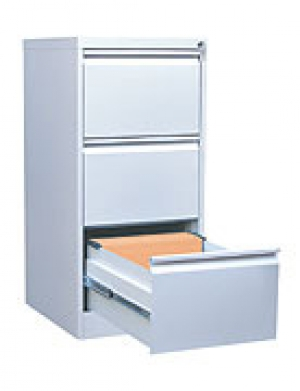 Шкаф металлический картотечный ШК-3 (3 замка) купить на выгодных условиях в Ростове-на-Дону