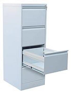 Шкаф металлический картотечный ШК-4 купить на выгодных условиях в Ростове-на-Дону