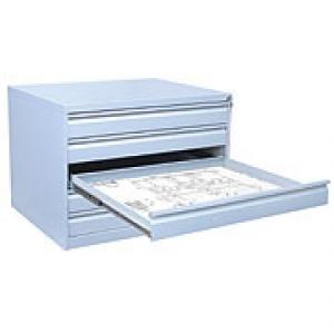 Шкаф металлический картотечный ШК-5-А1 купить на выгодных условиях в Ростове-на-Дону