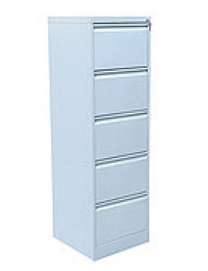 Шкаф металлический картотечный ШК-5 купить на выгодных условиях в Ростове-на-Дону