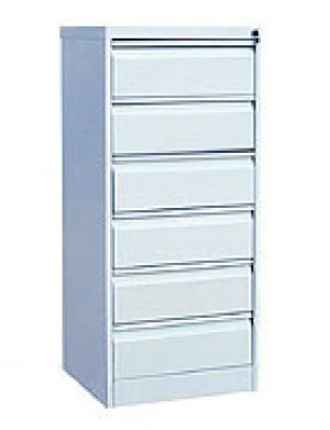 Шкаф металлический картотечный ШК-6(A5) купить на выгодных условиях в Ростове-на-Дону