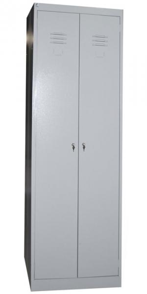 Шкаф металлический для одежды ШР-22-600 купить на выгодных условиях в Ростове-на-Дону