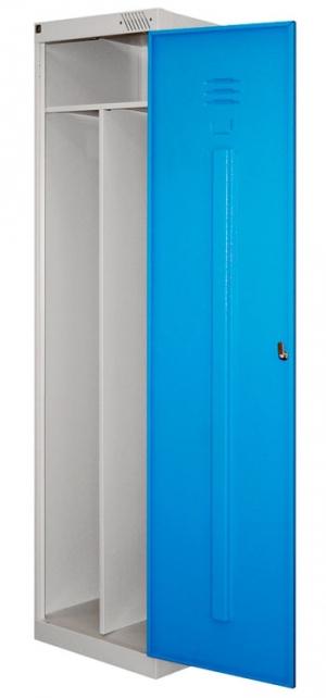 Шкаф металлический для одежды ШРЭК-21-500 купить на выгодных условиях в Ростове-на-Дону
