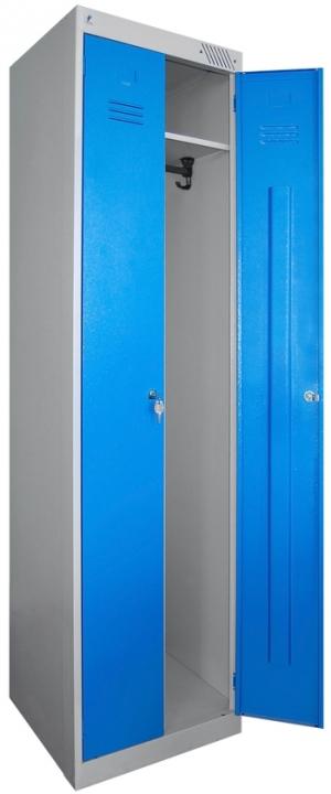 Шкаф металлический для одежды ШРЭК-22-500 купить на выгодных условиях в Ростове-на-Дону