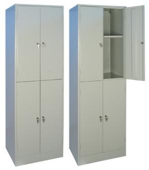 Шкаф металлический архивный ШРМ - 24.0 купить на выгодных условиях в Ростове-на-Дону