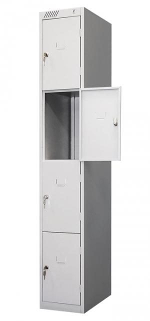 Шкаф металлический для сумок ШРС-14дс-300 купить на выгодных условиях в Ростове-на-Дону