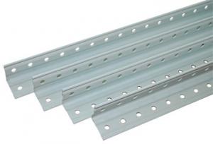Стойка усиленная 250 для металлического стеллажа купить на выгодных условиях в Ростове-на-Дону