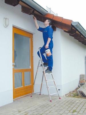Лестница стремянка Corda 5 ступеней купить на выгодных условиях в Ростове-на-Дону