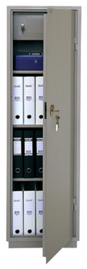 Шкаф металлический бухгалтерский КБ - 031т / КБС - 031т