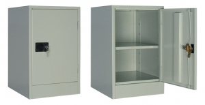 Шкаф металлический для хранения документов ШАМ - 12/680