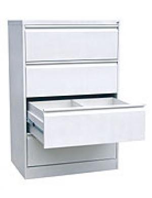 Шкаф металлический картотечный ШК-4-2