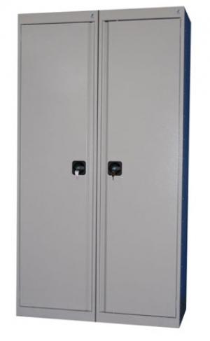 Шкаф металлический архивный ШХА-100 купить на выгодных условиях в Ростове-на-Дону